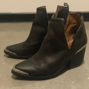 Jeffrey Campbell western boot